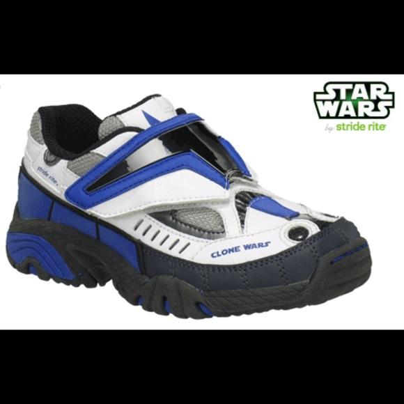 Star Wars Captain Rex Light Up Sneakers